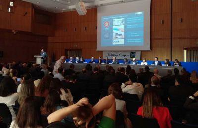 Γιόζεφ Άκερμαν και Τζον Πάτρικ Χούρικαν παρευρέθηκαν στην Ετήσια Γενική Συνέλευση της Τράπεζας Κύπρου