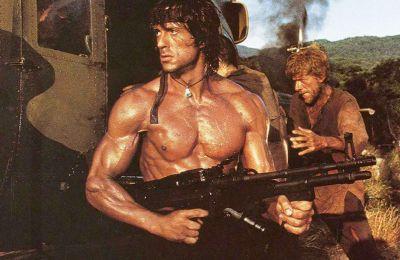 Σχεδόν 40 χρόνια μετά την πρώτη ταινία, βρίσκεται φέτος στο Φεστιβάλ Καννών για να παρουσιάσει την τελευταία εκδοχή του αμίμητου ήρωα, με τίτλο «Rambo V: Last Blood».