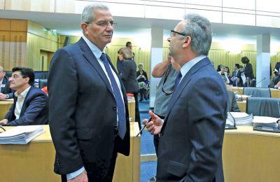 Ποικίλες αντιδράσεις σε ΔΗΣΥ και Προεδρικό η συνέντευξη του ΓΓ του ΑΚΕΛ, Άντρου Κυπριανού