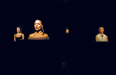Το project έχει στόχο να εξετάσει τη θέση της γυναίκας στην κοινωνία μέσα από την τέχνη του θεάτρου.