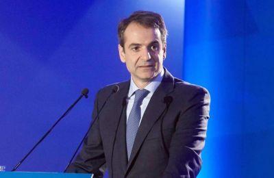 «Είμαι εδώ για να ενώσω όλους τους Έλληνες και να γίνουμε μπροστάρηδες μιας μεγάλης πολιτικής αλλαγής».