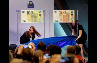 Τα νέα τραπεζογραμμάτια διαθέτουν νέα χαρακτηριστικά ασφαλείας, όπως είναι το «ολόγραμμα» στην πάνω δεξιά γωνία.