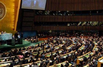 Το ψήφισμα δεν είναι δεσμευτικό αλλά θεωρείται ως ένα σημαντικό διπλωματικό πλήγμα για τη Βρετανία.