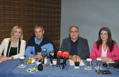 Στα πλαίσια Δημοσιογραφικής Διάσκεψης που παρέθεσε ο Γιώργος Νταλάρας στη Λευκωσία, μίλησε για το σπουδαίο έργο του στενού φίλου και συνεργάτη του
