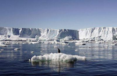 Η συρρίκνωση των πάγων στο νότιο ημισφαίριο είναι πολύ ταχύτερη από τις απώλειες λόγω της τήξης των αρκτικών θαλάσσιων πάγων στο βόρειο ημισφαίριο