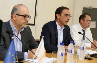 Ο υπουργός Υγείας Κωνσταντίνος Ιωάννου δημοσιοποίησε τα πρώρα επίσημα στοιχεία που κατά τον ίδιο δείχνουν την αποδοχή του ΓεΣΥ