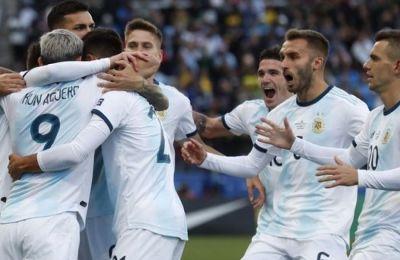 Αργεντινή - Χιλή 2-1: Στο τρίτο βάθρο η «Αλμπισελέστε» - κόκκινη ο Μέσι (vid)