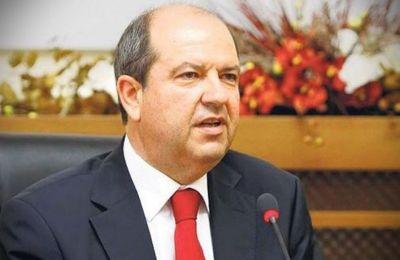 Ο Ερσίν Τατάρ είπε ότι ο Τ/κ ηγέτης του απέστειλε ένα αντίγραφο της επιστολής που έστειλε στον ΓΓ του ΟΗΕ