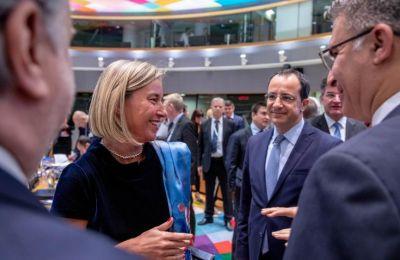 O κ. Χριστοδουλίδης θα ενημερώσει τους ομολόγους του αναφορικά με την κατάσταση πραγμάτων