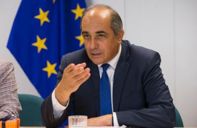 Ο κ.Συλλούρης δήλωσε ότι δεν θα καταστούμε ευάλωτοι σε πιέσεις και απαράδεκτους εκβιασμούς που ολοένα και περισσότερο εκτοξεύει η Τουρκία