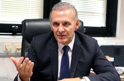 Ο κ.Φωτίου είπε πως «ο δικός μας στόχος είναι μια λύση  η οποία θα ακυρώνει τα κατοχικά δεδομένα, να ανατρέπει τη διαίρεση»