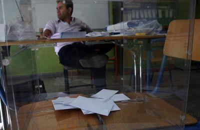 Η ψηφοφορία εξελίχθηκε ομαλά αλλά υπό αστυνομικά μέτρα προστασίας της διαδικασίας