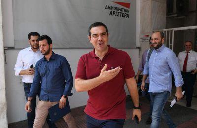 Το 31,53% θέτει τις βάσεις για τη δημιουργία ενός πλατιού μετώπου για μαχητική προγραμματική και κοινωνική αντιπολίτευση, δήλωσε ο πρόεδρος του ΣΥΡΙΖΑ