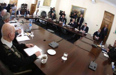 Αναμένεται απόρριψη της πρότασης Ακιντζί μετά το συμβούλιο Αρχηγών ωστόσο ανοικτό θα είναι το αν θα κατατεθεί αντιπρόταση