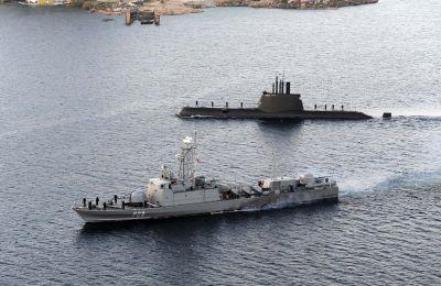 Εισήγαγαν υλικό για έξι υποβρύχια τύπου 214, τα οποία ναυπηγούνται στην Τουρκία