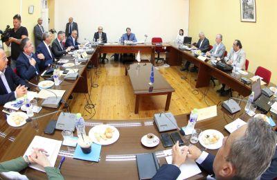 Το Συμβούλιο Αρχηγών εξουσιοδότησε τον Πρόεδρο της Δημοκρατίας να απαντήσει τεκμηριωμένα για τα αρνητικά που εμπεριέχονται στην πρόταση του κ. Ακιντζί,
