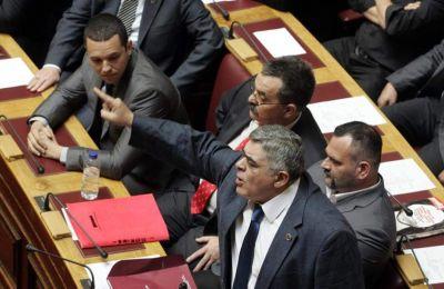 Η κριτική στον αρχηγό της Χρυσής Αυγής, Νίκο Μιχαλολιάκο και οι εσωτερικές έριδες είχαν ήδη φανεί από την παραίτηση του τέως ευρωβουλευτή Ελευθερίου Συναδινού