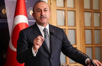 Δεν λαμβάνει σοβαρά τις ευρωπαϊκές κυρώσεις η Τουρκία σύμφωνα με τον Τούρκο Υπουργό Εξωτερικών