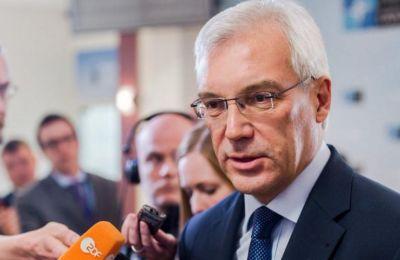 Μεταξύ άλλων, σε δηλώσεις του ανέφερε πως «αυτό δεν σημαίνει ότι η Ρωσία υποστηρίζει τις δραστηριότητες της Τουρκίας»