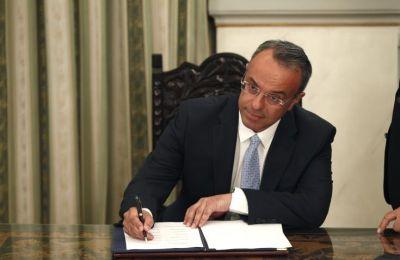 «Συνεχίζουμε βήμα-βήμα, με σχέδιο, ωριμότητα και αποφασιστικότητα», κατέληξε ο Έλληνας Υπουργός Οικονομικών
