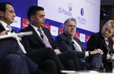 Ο υπουργός σημείωσε ότι στην παρούσα φάση η κατάσταση στην κυπριακή ΑΟΖ είναι δύσκολη λόγω της συμπεριφοράς της Τουρκίας
