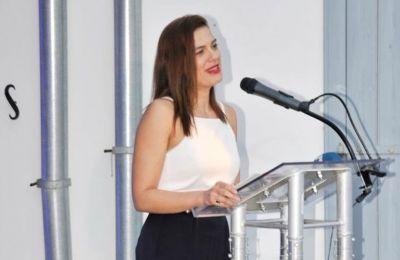 Η Υφυπουργός Ναυτιλίας Νατάσα Πηλείδου συνεχάρη την Κοινοπραξία του έργου για την επιτυχία της