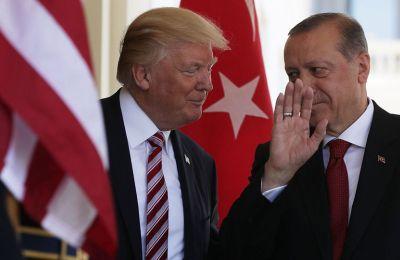 Η Τουρκία προκάλεσε αναστάτωση στην Ουάσιγκτον