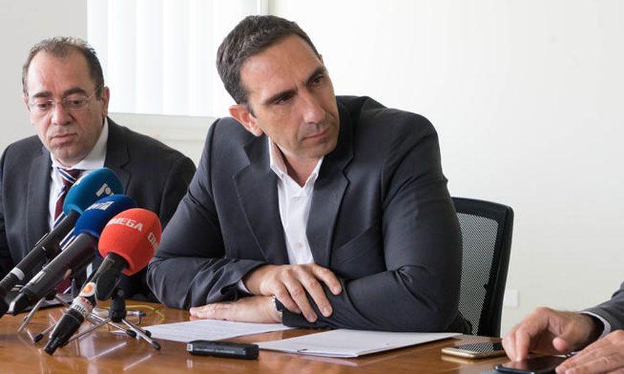 Ο Υπουργός έδωσε οδηγίες όπως δρομολογηθούν το ταχύτερο δυνατό οι λύσεις στα ζητήματα που προκύπτουν