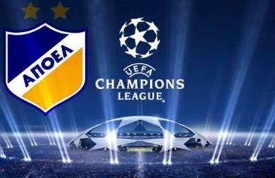 ΑΠΟΕΛ: «Ισχυρός» στο Γ' προκριματικό του Champions League