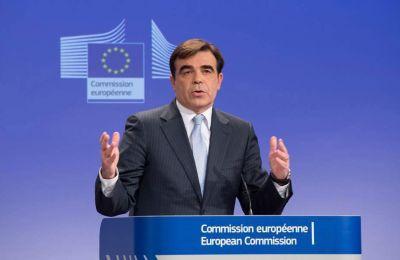 Ο Μαργαρίτης Σχοινάς διετέλεσε ως εκπρόσωπος Τύπου της Ευρωπαϊκής Επιτροπής