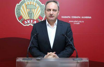 «Πρέπει να υπάρξει καλή προετοιμασία και ότι ο Πρόεδρος Αναστασιάδης θα πρέπει να μπει σε αυτή τη διαδικασία με πραγματική βούληση»