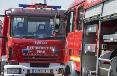 Πυρκαγιά ξέσπασε στο μέλαθρο αγωνιστών της ΕΟΚΑ στη Λεμεσό