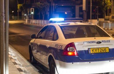 Ο ύποπτος εντοπίστηκε και περιορίστηκε από μέλη της Αστυνομίας και συνελήφθη για το αυτόφωρο αδίκημα της κλεπταποδοχής