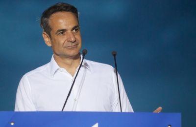 Ομόφωνα ο Σταύρος Καλαφάτης νέος γραμματέας της ΚΟ της ΝΔ
