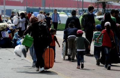 Η βρετανική κυβέρνηση εξακολουθεί να αρνείται τη νομική υπευθυνότητα για τους συγκεκριμένους πρόσφυγες