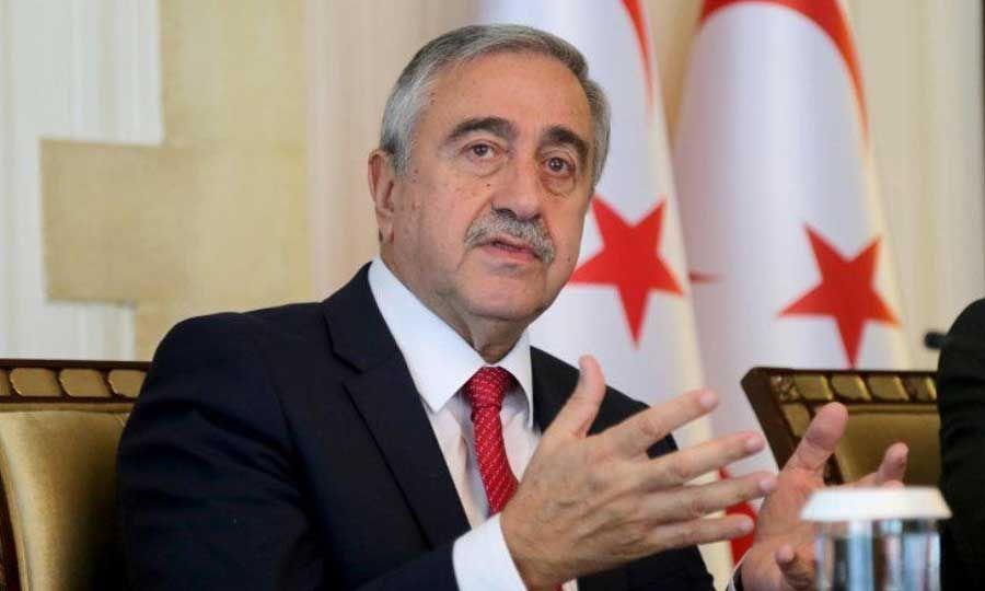 Ακιντζί: Συνάντηση μόλις γίνει καλά ο Ν. Αναστασιάδης