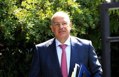 Ο κ.Δένδιας σημειώνει ότι αναπόσπαστο στοιχείο της λύσης του Κυπριακού αποτελούν η κατάργηση του αναχρονιστικού συστήματος Εγγυήσεων
