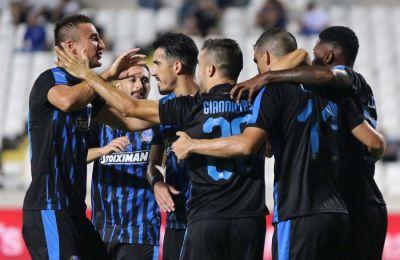 UEFA: Πρώτος γύρος με θετικά αποτελέσματα