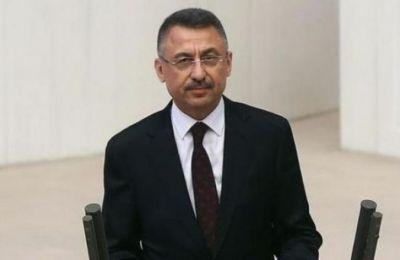 O Τούρκος αντιπρόεδρος δήλωσε ότι από σήμερα η Τουρκία αποδεσμεύει το πρώτο μέρος της οικονομικής βοήθειας προς τα κατεχόμενα