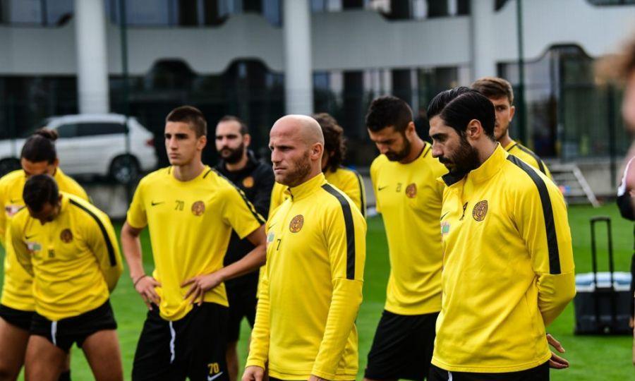 ΑΕΛ-SEKTZIA FC 1-0: Νίκη με Γκαζαριάν και έτοιμη για Άρη (pics+vid)