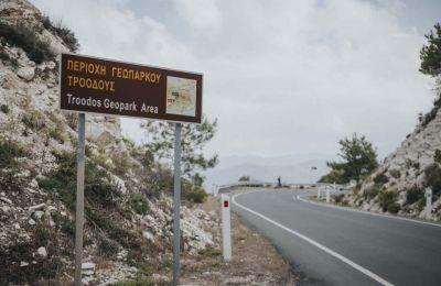 Η προσπάθεια δημιουργίας του Γεωπάρκου άρχισε πριν από μια δεκαετία, με τη συνεργασία του Τμήματος Γεωλογικής Επισκόπησης, του Τμήματος Δασών και της Αναπτυξιακής Εταιρείας Τροόδους