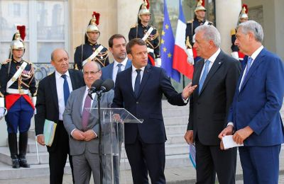 Υπουργοί Εξωτερικών και Εσωτερικών της Ενωσης συγκεντρώθηκαν στο Παρίσι για να συζητήσουν για ζητήματα μετανάστευσης και ασφάλειας