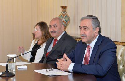 Από το βράδυ της Δευτέρας έφθασε στα χέρια του Τ/κ ηγέτη η επιστολή του Προέδρου Αναστασιάδη