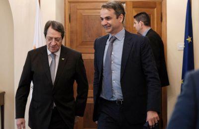 Πολύ σημαντική η επίσκεψη του Έλληνα Πρωθυπουργού στην Κύπρο