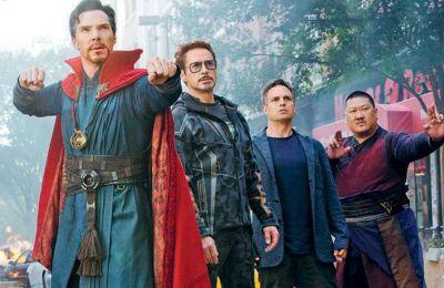 Στα επόμενα δύο χρόνια θα κυκλοφορήσουν δέκα ταινίες και τηλεοπτικές σειρές με γνωστούς υπερήρωες