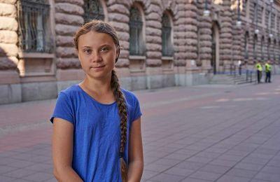 Η 16χρονη, που έγινε ευρέως γνωστή για τις κινητοποιήσεις που οργάνωνε κάθε Παρασκευή για την προστασία του περιβάλλοντος