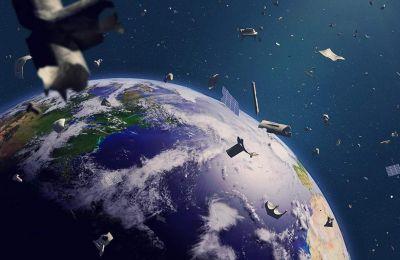 Η διαστημική υπηρεσία με τα λιγότερα «σκουπίδια» είναι η Ευρωπαϊκή Διαστημική Υπηρεσία (ESA)