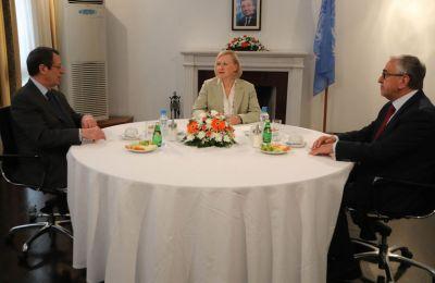 Πρόταση του προέδρου Αναστασιάδη προς τον Μουσταφά Ακιντζί για τα έσοδα των Τ/κ από το φυσικό αέριο