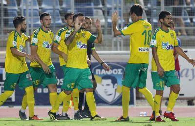 Ο αγώνας της πρεμιέρας κόντρα στην Πάφο FC συνοδεύτηκε από τρεις απουσίες