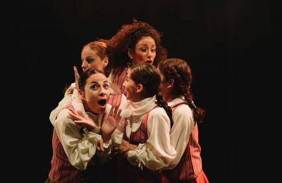 Η παράσταση είναι κατάλληλη για παιδιά τριών ετών και άνω και πέραν της παρουσίασης στη Λεμεσό, προγραμματίζονται και δύο παραστάσεις στη Λευκωσία.